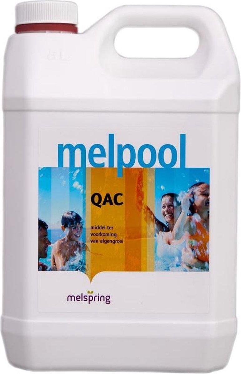 Melpool QAC anti alg 5ltr voor zwembaden