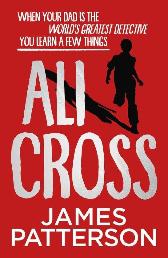 Omslag van Ali Cross