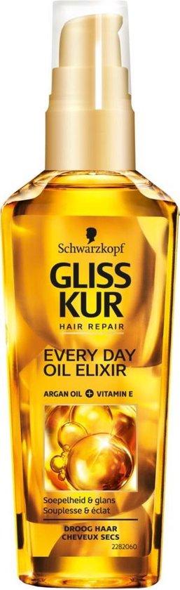 Gliss Kur Every Day Oil Elixir Ultimate Repair - 1 stuk