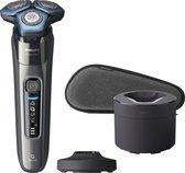 Philips Shaver Series 7000 Elektrisch scheerapparaat voor Wet & Dry - inclusief reinigingsstation