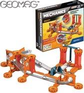 Geomag Mechanics - Magnetische Knikkerbaan - 115 delig