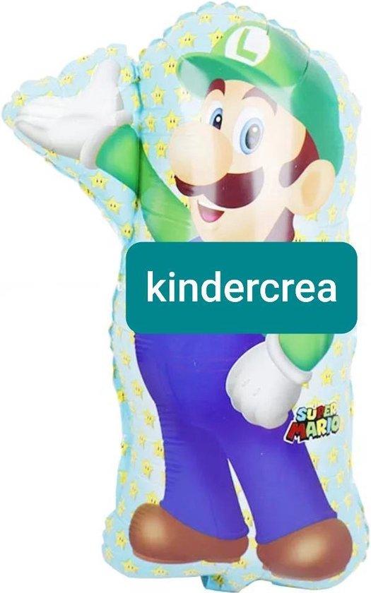 Ballon Luigi super mario