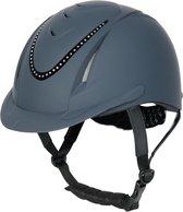 RelaxPets - Veiligheidcap - Cap - Chinook - Crystal - Blauw - S/M - 52 cm t/m 56 cm