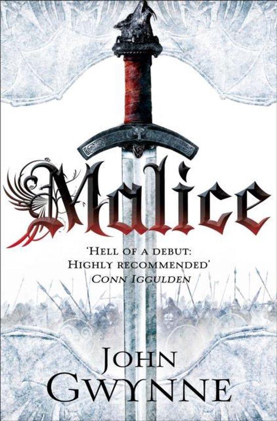 Boek cover Malice van John Gwynne (Paperback)
