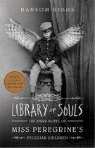 Omslag Library Of Souls