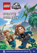 Makkelijk lezen met Lego 1 -   LEGO Jurassic World - Operatie: Overleven