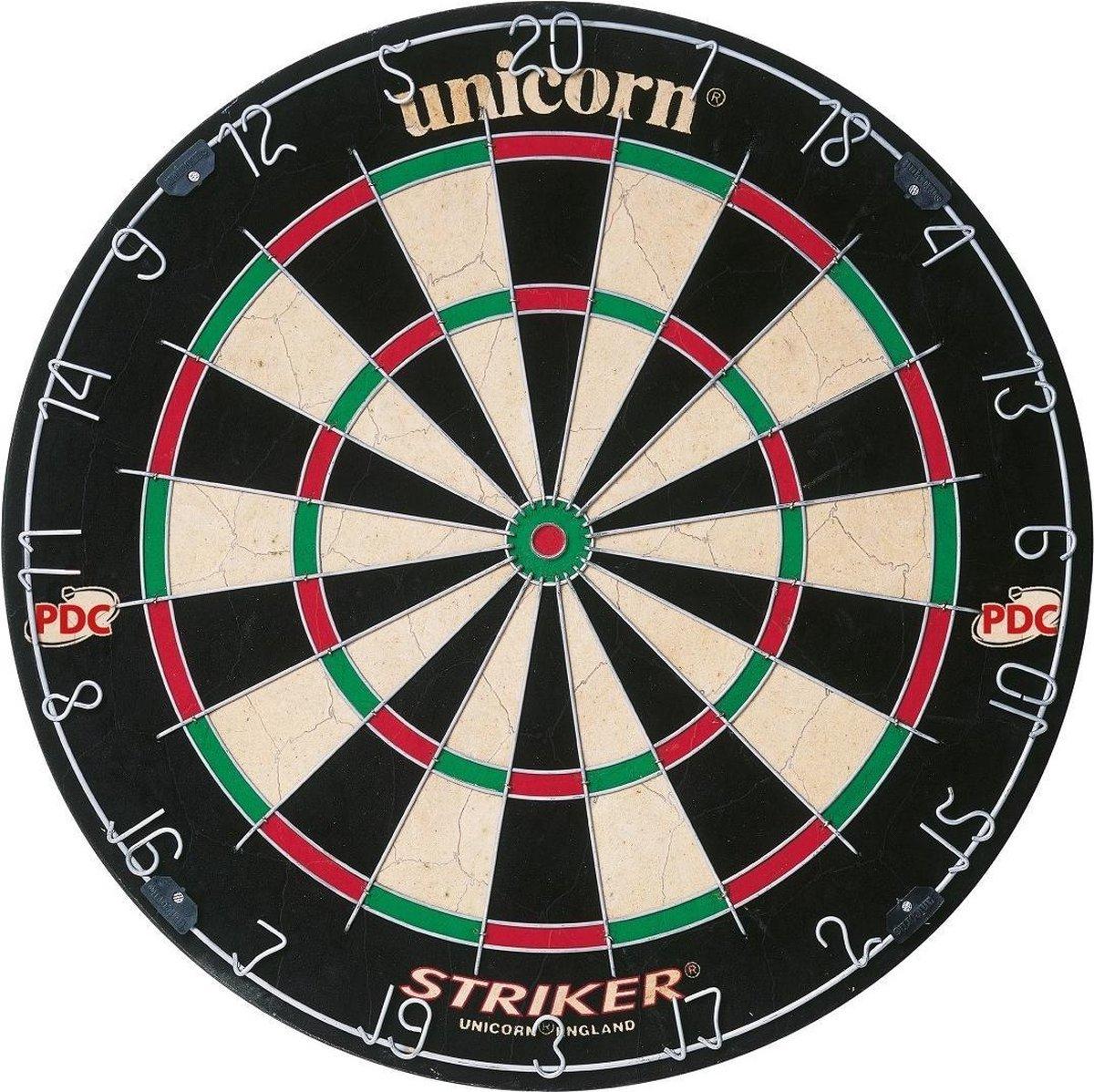 Unicorn Dartbord Striker Bristle 45,7 Cm
