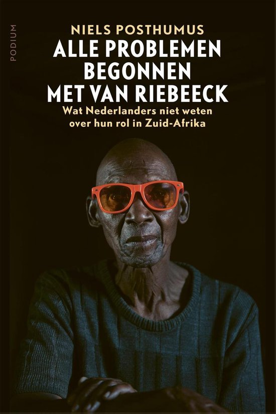 Boek cover Alle problemen begonnen met Van Riebeeck van Niels Posthumus (Paperback)