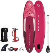 Aqua Marina Coral - Opblaasbare supboard - Surfing supboard - Gevorderd - Suppen - 15PSI