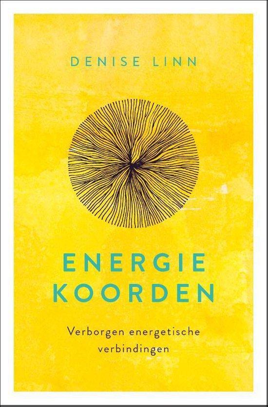 Boek cover Energiekoorden van Denise Linn (Paperback)
