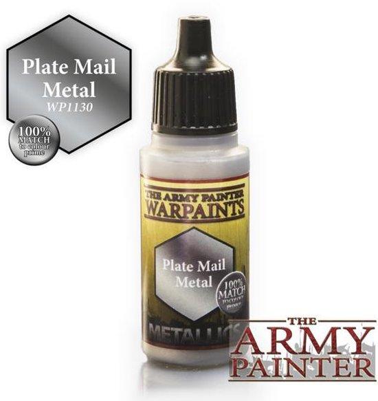 Afbeelding van het spel Plate Mail Metal (The Army Painter)