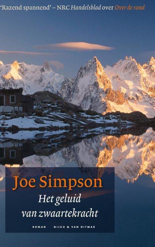 Het geluid van zwaartekracht - Joe Simpson |