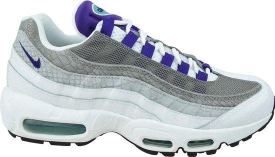 Nike Air Max 95 LV8 AO2450-101, Mannen, Wit, Sneakers maat: 43 EU
