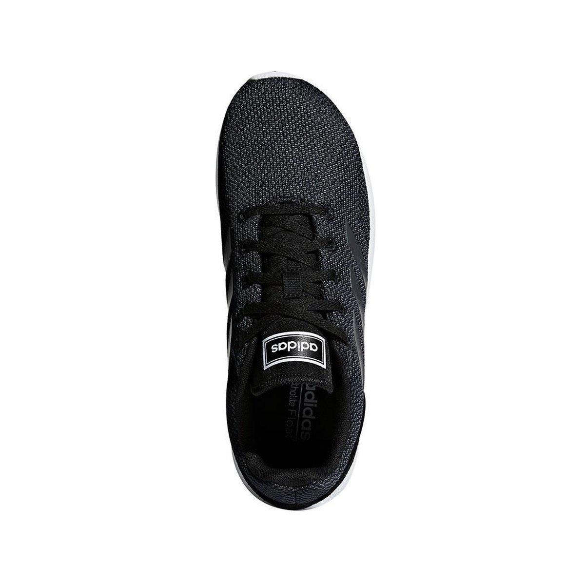 Adidas Run 70s sneakers dames zwartwit   Fitness Geest