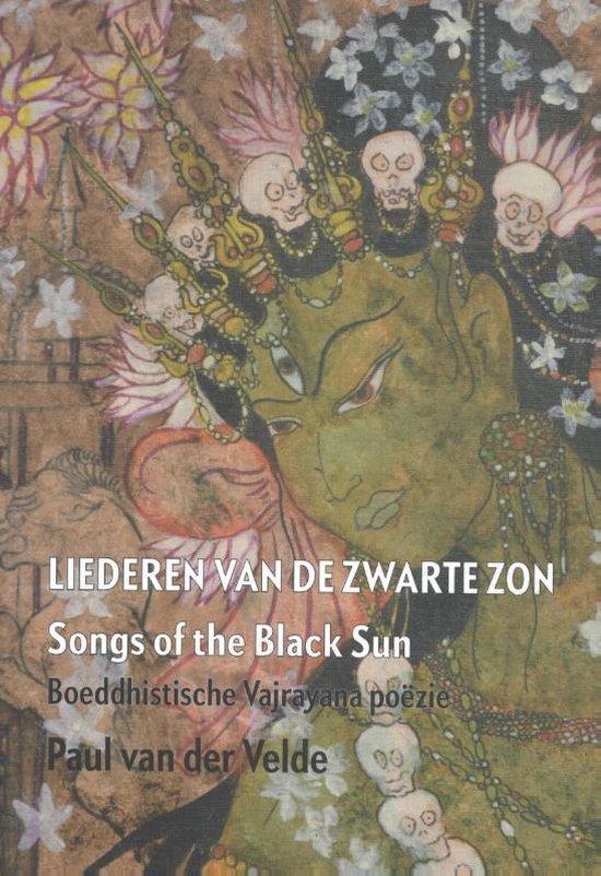 Boek cover Liederen van de zwarte zon van Paul van der Velde (Paperback)