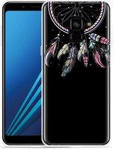 Samsung Galaxy A8 Plus 2018 Hoesje Dromenvanger