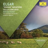 Cello Concerto; Enigma Variations (Virtuoso)