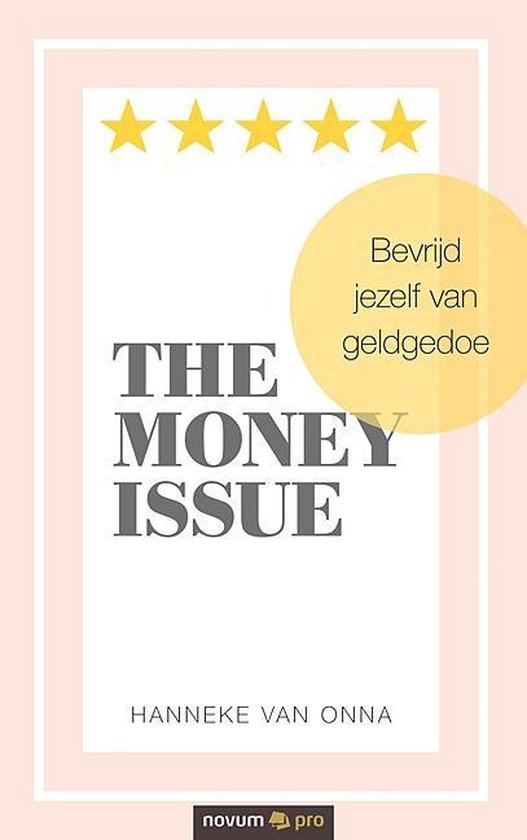 The Money Issue - Hanneke van Onna pdf epub