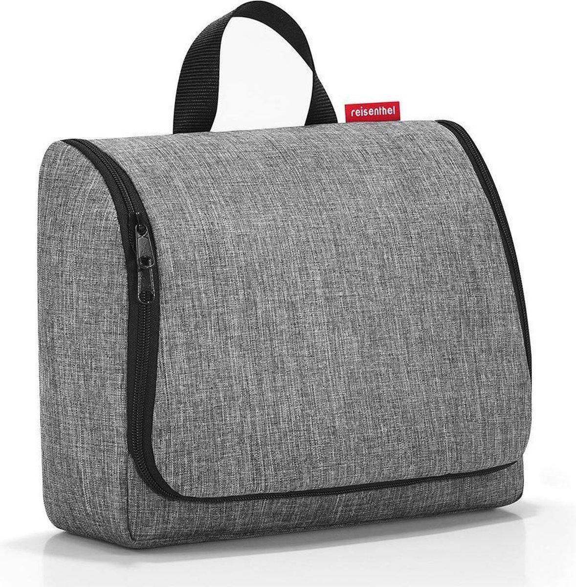 Reisenthel Toiletbag XL Ophangbare Toilettas 4L - Twist Silver