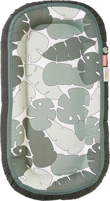 Product: Done By Deer Babynest Plus - Tiny Tropics, van het merk Done By Deer