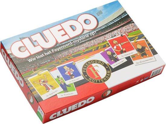 Afbeelding van het spel Feyenoord Cluedo