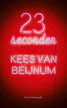 Boek cover 23 seconden van Kees van Beijnum (Onbekend)