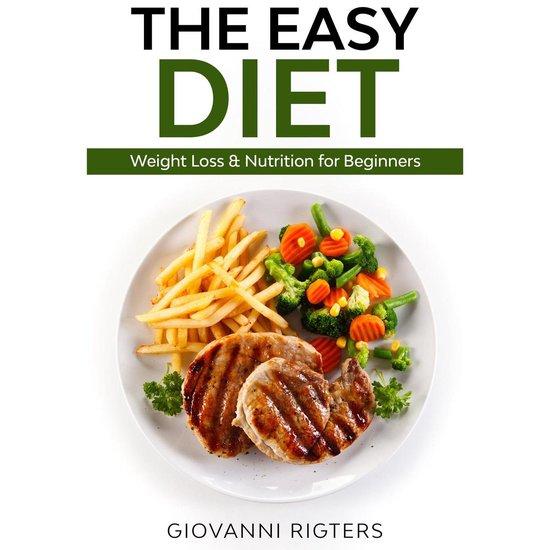 Boek cover Easy Diet, The van Giovanni Rigters (Onbekend)
