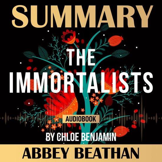 Boek cover Summary of The Immortalists by Chloe Benjamin van Abbey Beathan (Onbekend)