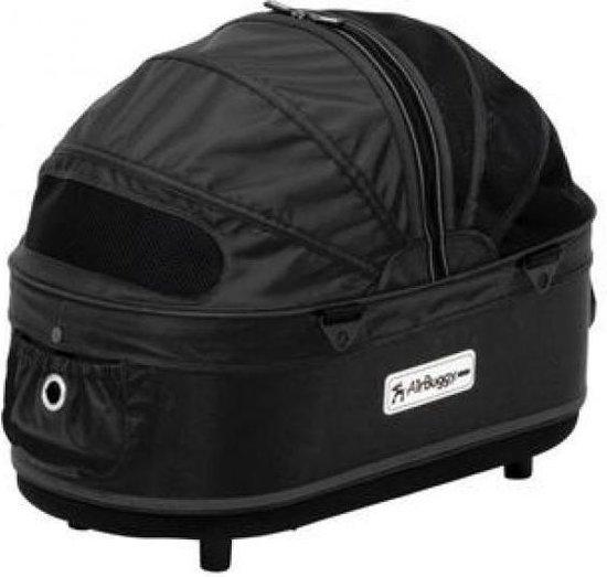 Airbuggy reismand hondenbuggy dome2 m cot zwart 67x33x51 cm