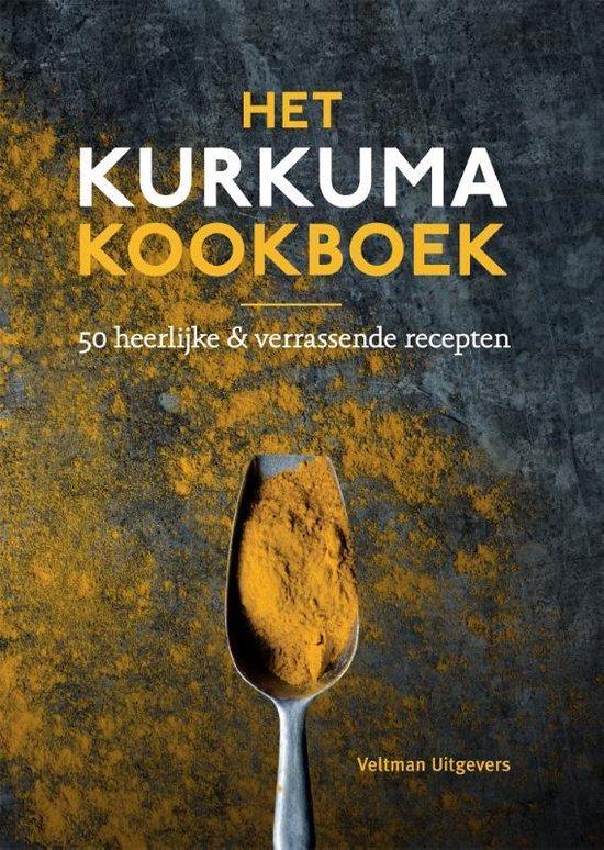Het kurkuma kookboek - Nicole Pisani |