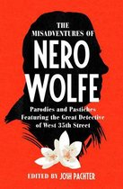 Omslag The Misadventures of Nero Wolfe