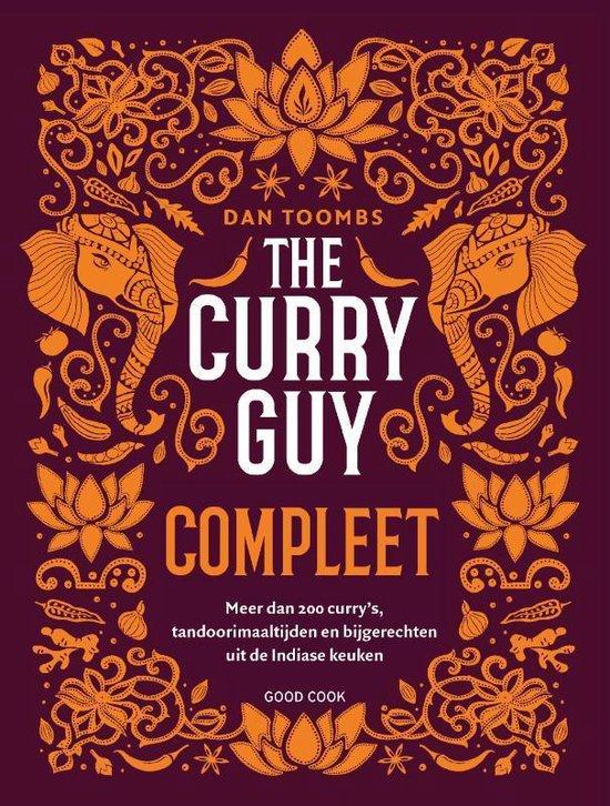 Boek cover The Curry Guy Compleet van Dan Toombs (Hardcover)