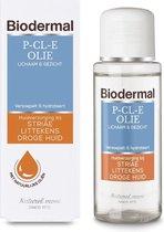 Biodermal P-CL-E Olie - 75ml - Huidverzorging voor Striae, littekens en droge huid