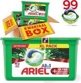 3x Ariel Wasmiddel Allin1 Pods+ Ultra 33 stuks
