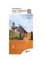 ANWB fietskaart 5 -   Fietskaart Texel, Vlieland 1:66.666