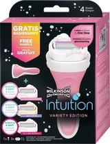 Wilkinson Woman Scheerapparaat Intuition Variety Edition 1 set