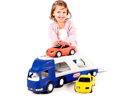 Little Tikes Grote Auto Transporter - Speelgoedvoertuig - Little Tikes