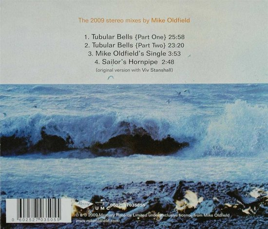 Mike Oldfield - Tubular Bells (2009 Remastered)