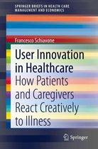 Omslag User Innovation in Healthcare