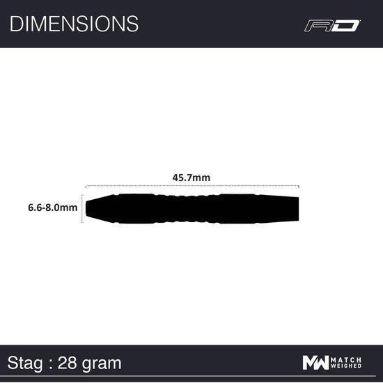 Thumbnail van een extra afbeelding van het spel Red Dragon Stag 85% - 28 Gram