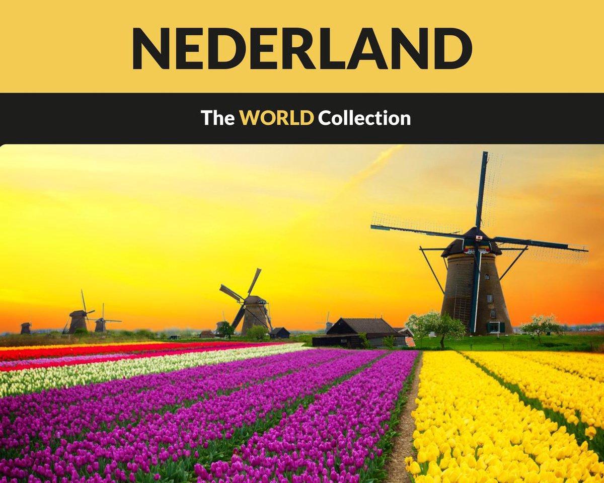 Prachtig boek over Nederland - vol schitterende foto's