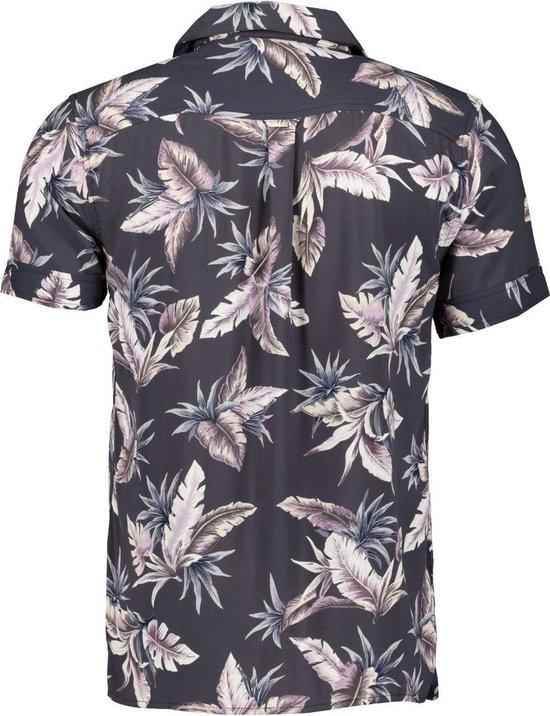 Anerkjendt Overhemd - Slim Fit Grij Xl