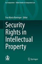 Omslag Security Rights in Intellectual Property