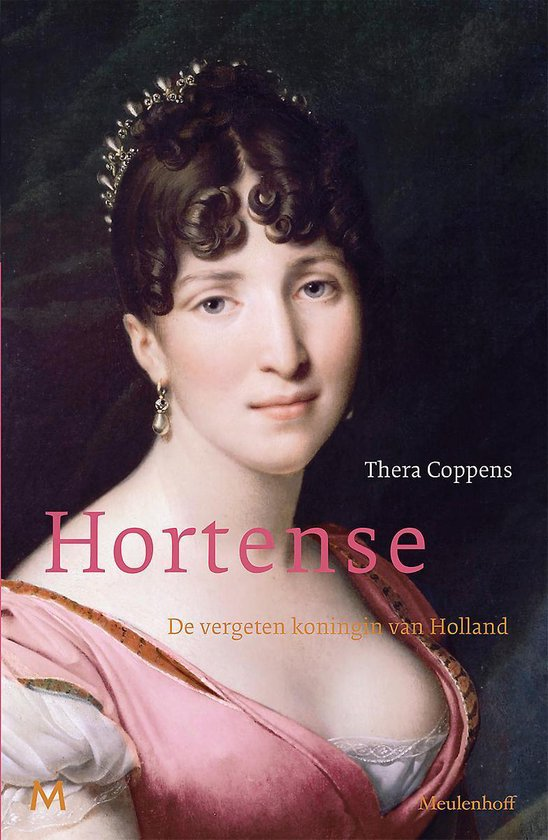 Boek cover Hortense van Thera Coppens (Paperback)