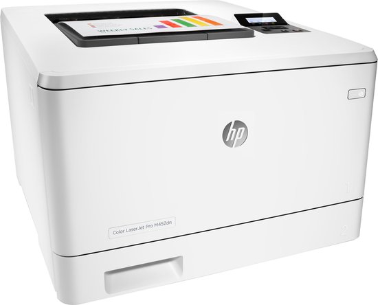 HP Color LaserJet Pro M452dn - Laserprinter - HP