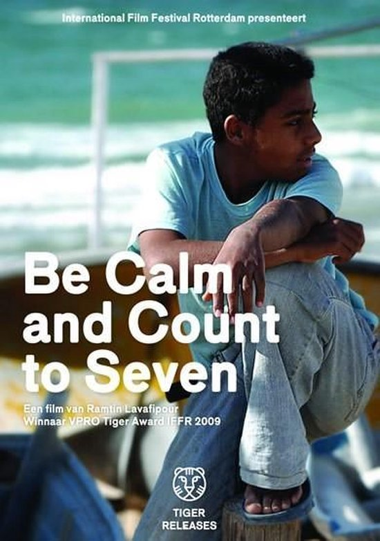 Cover van de film 'Be Calm And Count To Seven'