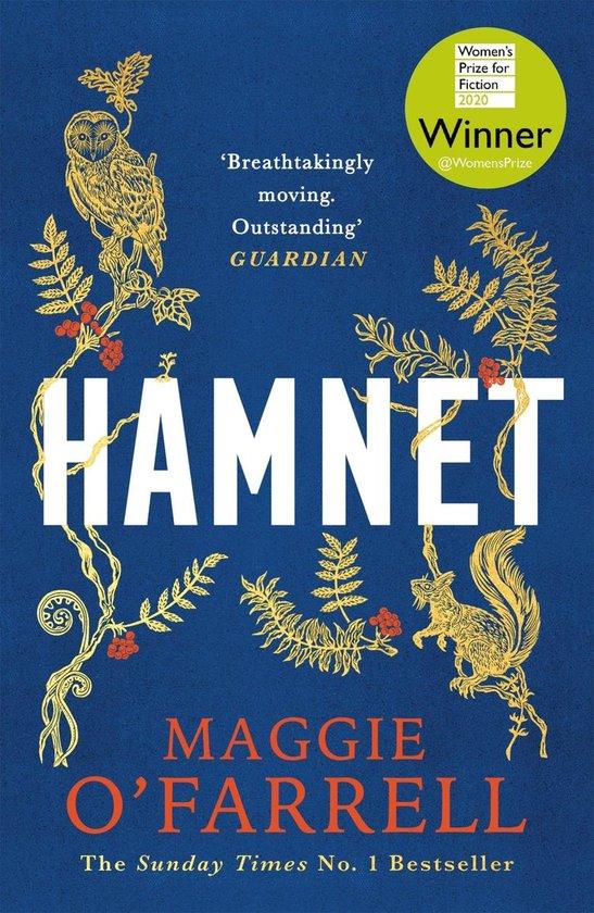 Omslag van Hamnet