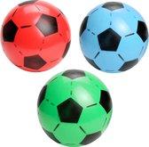 Voetbal gekleurd