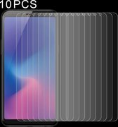 Let op type!! 10 PCS 0 26 mm 9H 2.5D explosieveilige getemperd glas Film voor Galaxy A6s