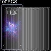 Let op type!! 100 stuks 0 26 mm 9H 2.5D explosieveilige getemperd glas Film voor Meizu toelichting 8